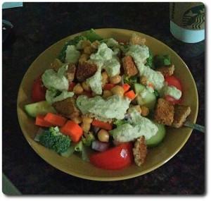 Taste the Rainbow Salad