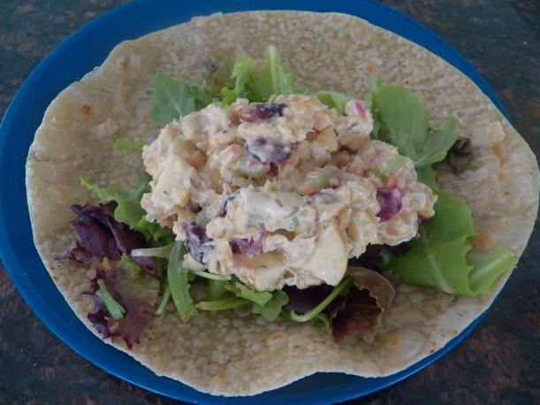 Chicken less Salad