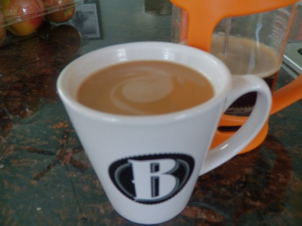 Almond Cream Coffee