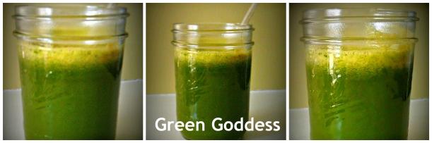 Green Goddess Collage2