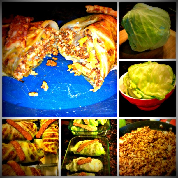 Cabbage Collage