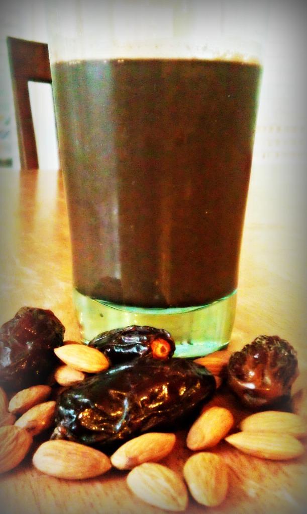 Dreamy Chocolate Milk