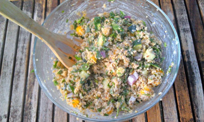 Mango Buddha Bowl 2