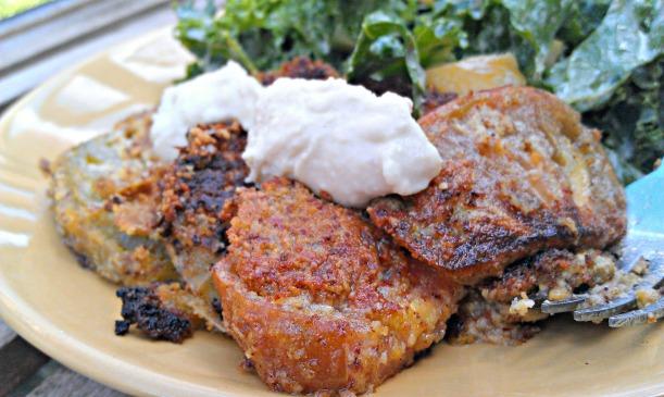 Fried Green Heir Toms