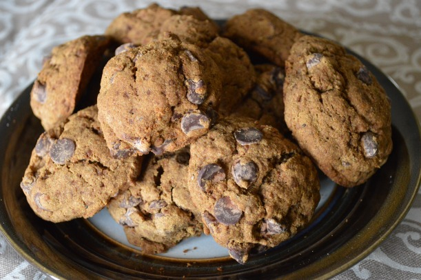 Chocolate Chip Cookie Plate